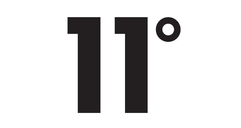 11degrees